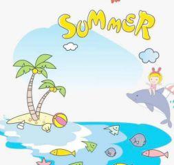 小学暑假三年级日记300字10篇