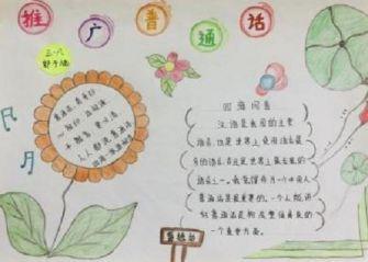 2020推广普通话宣传周创意宣传语