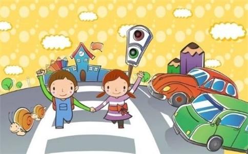 幼儿园交通安全伴我行班会活动教案