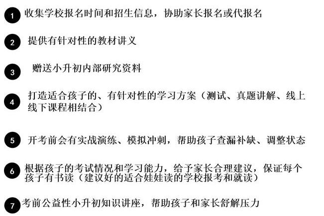 重慶小升初擇校方法介紹