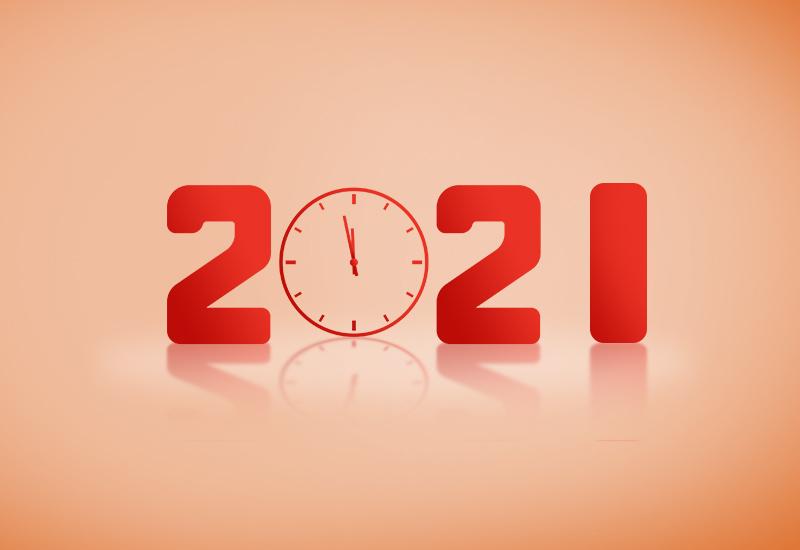 元旦 2021 宇宙