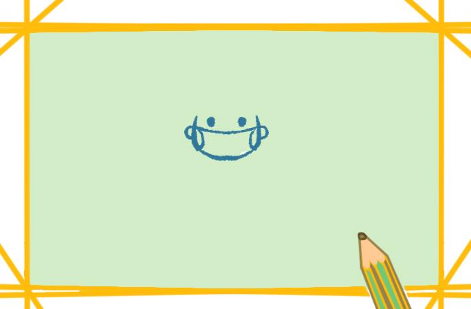 可爱的环卫工人简笔画要怎么画