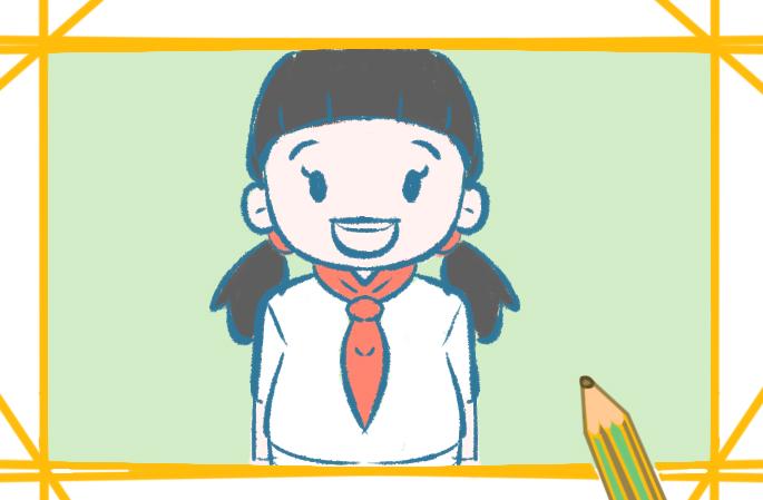 畫一個小學生簡筆畫的圖片怎么畫