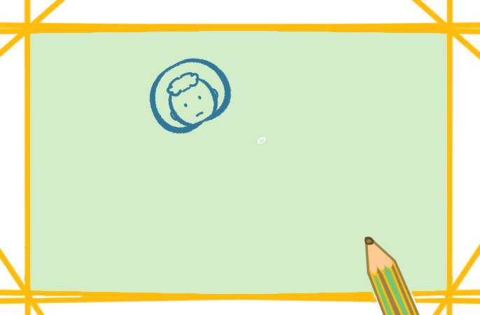 好看的宇航员上色简笔画要怎么画