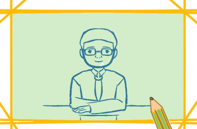 打工人的图片怎么画简单好看