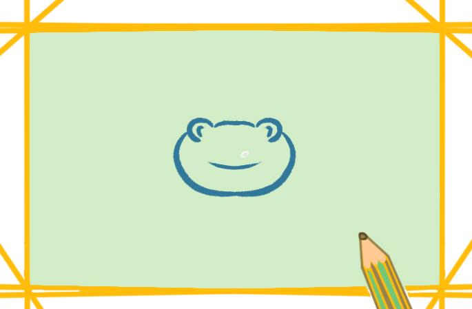 生肖猴子上色简笔画要怎么画