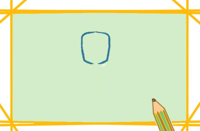 厨具之锅铲小学生简笔画要怎么画