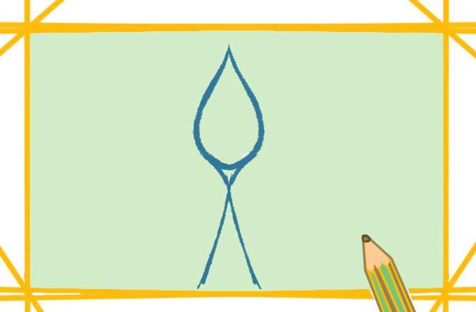 简单的节约用水上色简笔画要怎么画