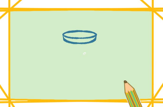 可爱卡通的沙漏简笔画带颜色怎么画